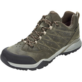 The North Face Hedgehog Hike II GTX Shoes Men Tarmac Green/Burnt Olive Green